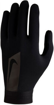 Nike HyperWarm Academy mezőnyjátékos kesztyű Férfiak fekete