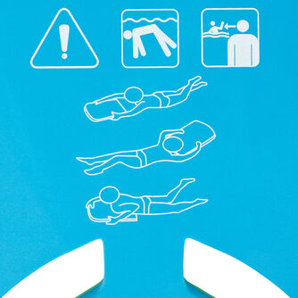 Kickboard úszódeszka