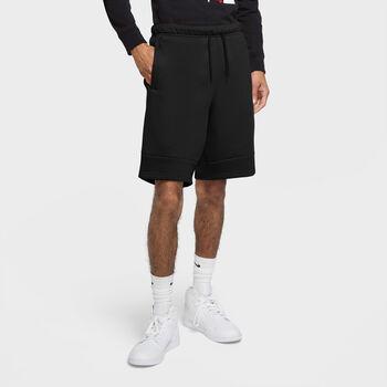Nike Jumpman Jordan Air férfi rövidnadrág Férfiak fekete