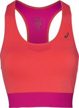 Asics Cooling Seamless sportmelltartó Nők rózsaszín