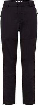 McKINLEY Waimea LT gyerek softshell nadrág fekete