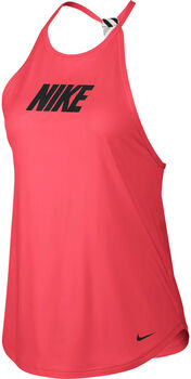 Nike Graphic Training Tank női top Nők narancssárga