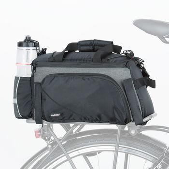 Cytec  Kerékpár táskaTasche Rack Bag szürke