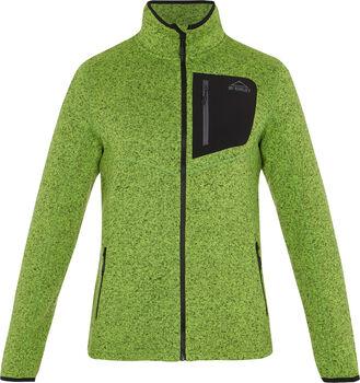 McKINLEY Active Skeena II férfi fleece kabát Férfiak zöld