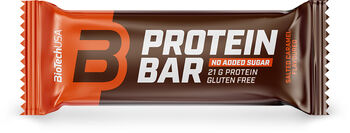 BioTech USA Protein Bar fehérjeszelet 70g barna