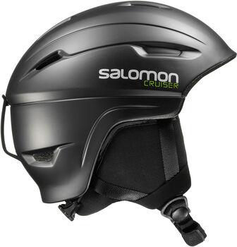 Salomon  Cruiser 4Dfelnőtt sísisak fekete
