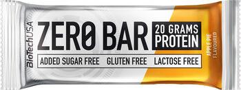 BioTech Zero Bar 50 g   törtfehér