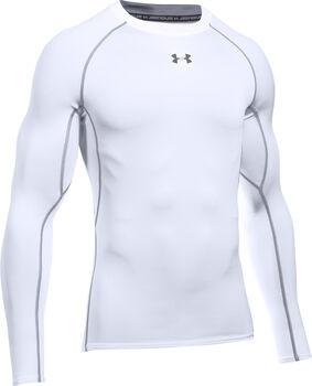 Under Armour HeatGear® Armour kompressziós férfi felső Férfiak fehér