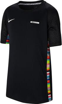 Nike Dri-FIT SS Soccer gyerek póló Fiú fekete