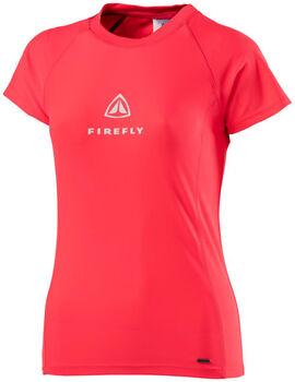 FIREFLY Lunelia női napvédő felső Nők rózsaszín
