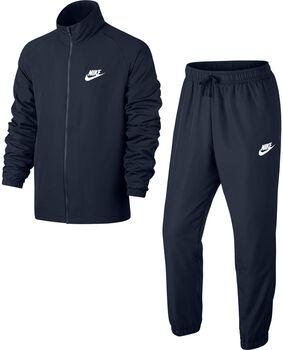 Nike Track Suit Woven férfi melegítő Férfiak kék