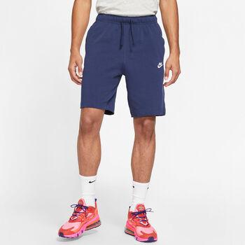 Nike Sportswear Club Fleece férfi rövidnadrág Férfiak kék