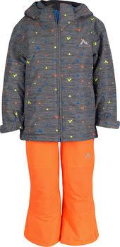 McKINLEY Snow Kids Timber+Ray 5.5 gyerek síruha szett szürke