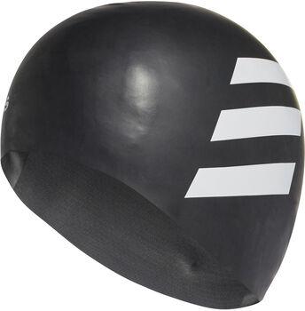 adidas Silicon 3S úszósapka fekete
