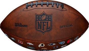 Wilson NFL 32 Team Logo barna