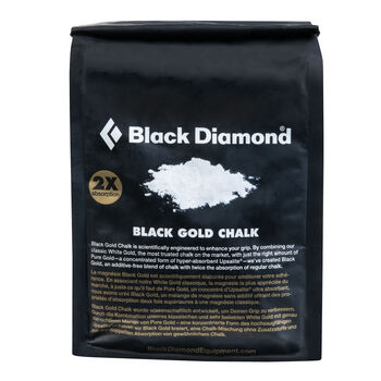 Black Diamond Black Gold magnézia fekete