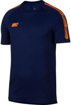 Nike Breathe SquadShort-Sleeve Soccer póló Férfiak kék