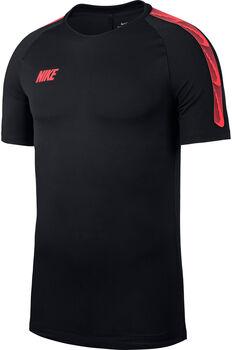 Nike Breathe Squad SS Soccer póló Férfiak fekete