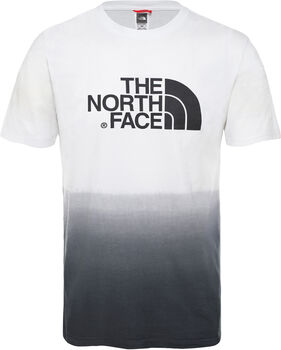 THE NORTH FACE M'Dip-Dye SS Férfiak fehér