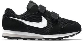 Nike MD Runner 2 (PS) gyerek szabadidőcipő fekete