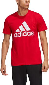 ADIDAS MH BOS Tee férfi póló Férfiak piros
