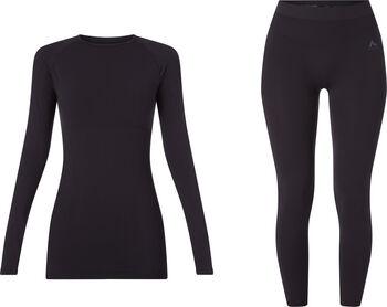 McKINLEY Yalata/Yadina női aláöltözet szett Nők fekete
