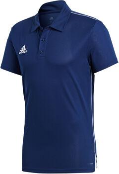 ADIDAS Core18 férfi galléros póló Férfiak kék