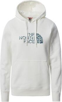 THE NORTH FACE Drew Peak női pulóver Nők fehér