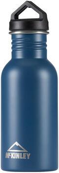 McKINLEY nemesacél kulacs 0,5 kék