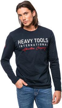 Heavy Tools Canop férfi póló Férfiak kék