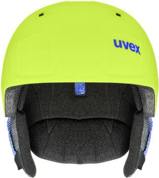 Uvex Manic Pro gyerek sísisak sárga