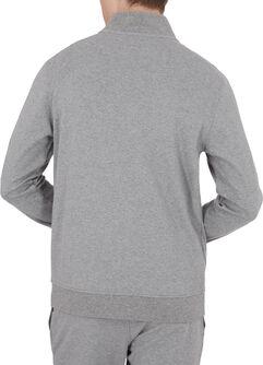 Jimmy II férfi cipzáras pulóver