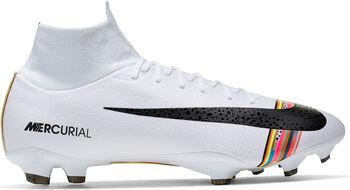 Nike CR7 Superfly 6 Pro FG stoplis focicipő Férfiak fehér