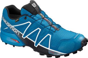 Salomon Speedcross 4 GTX férfi terepfutó cipő Férfiak kék