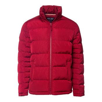 Heavy Tools Nord férfi kabát Férfiak piros