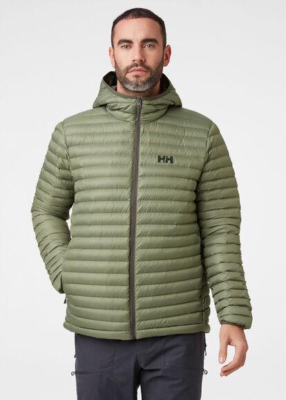 Sirdal Insulat férfi kapucnis kabát