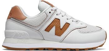 New Balance WL574 Nők fehér