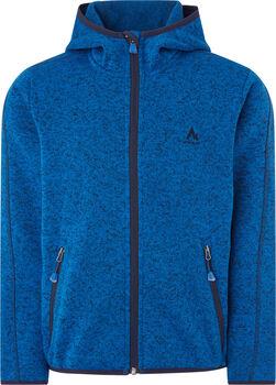 McKINLEY  Skeena II gyerekfleece kabát, 100% PES kék