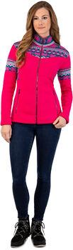 Spyder Bella Full Zip női hosszúujjú felső Nők rózsaszín