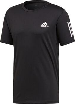 adidas CLUB 3STR TEE Férfiak fekete