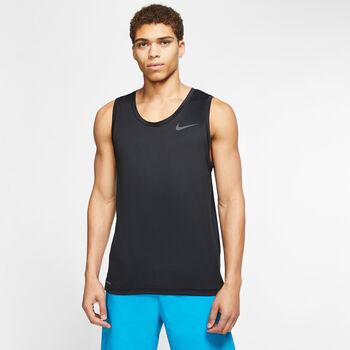 Nike Pro Dri-FIT Hyper férfi ujjatlan felső Férfiak fekete