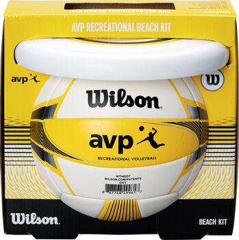 Wilson  Beach KitAVP röplabda + frizbi sárga
