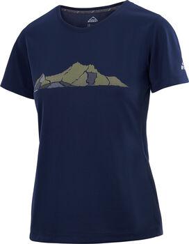 McKINLEY Női-T-shirt Rakka Nők kék