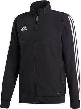 adidas TIRO19 PRE JKT férfi felső Férfiak fekete