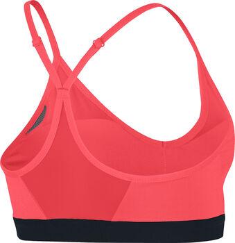 Nike Indy Light-Support Sports Bra sportmelltartó Nők narancssárga