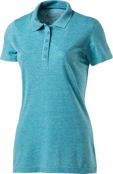 McKINLEY Active Pellew női galléros póló Nők kék