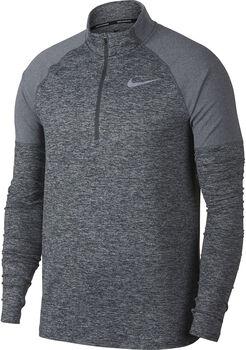 Nike Element 1/2-Zip férfi futófelső Férfiak szürke
