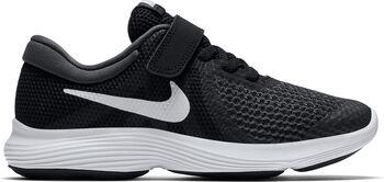 Nike Revolution 4 (PS) gyerek futócipő fekete