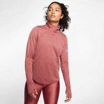 Nike W Nk Sphr Elmnt Top női hosszúujjú felső Nők rózsaszín