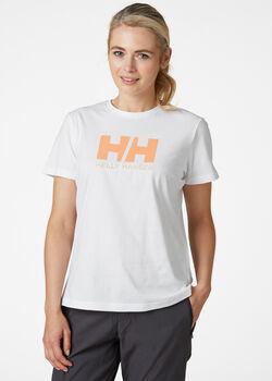 Helly Hansen W HH Logo női póló Nők fehér